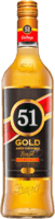 Small 51 gold rum
