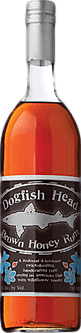Dogfish head brown honey rum 400px b