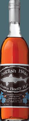 Medium dogfish head brown honey rum 400px b