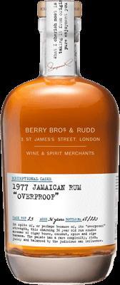 Berry bros.   rudd jamaican 1977 rum