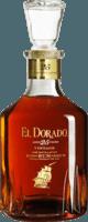 Small el dorado 25 year 1986 vintage rum