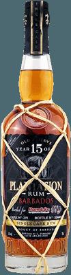 Medium plantation barbados 15 year rum