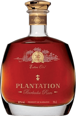 Plantation XO 20th Anniversary (old bottle) rum