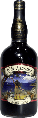 Medium old lahaina dark rum 400px b