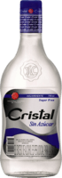 Small aguardiente cristal sin az car rum