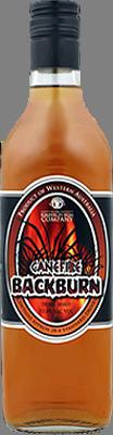 Canefire backburn over proof rum