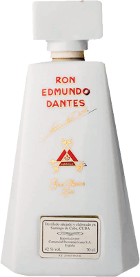 Medium edmundo dantes 25 year rum