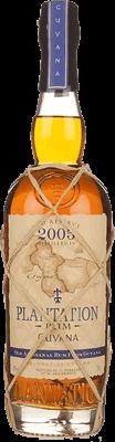 Plantation guyana 2005 rum 400px b