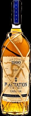 Plantation guyana 1990 rum 400px b