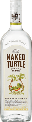 Medium naked turtle white rum 400px b
