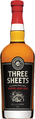 Medium three sheets barrel aged rum 400px b