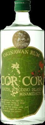 Okinawan cor cor green rum 400px b