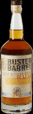 Busted barrel artisan dark rum 400px b