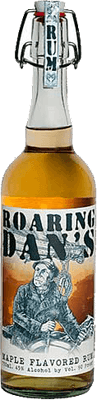 Medium roaring dans maple rum 400px b