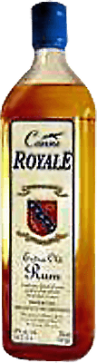 Medium canne royale  extra old rum