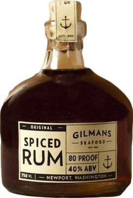 Gilmans spiced rum 400px b