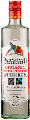 Medium papagayo white rum 400px b