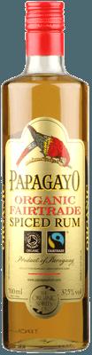 Medium papagayo spiced golden rum 400px b