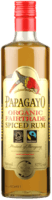 Small papagayo spiced golden rum 400px b