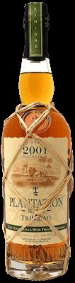 Plantation trinidad 2001 rum 400bpx