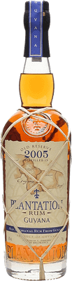Medium plantation trinidad 2005 rum 400px b