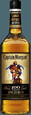 Medium captain morgan 100 rum