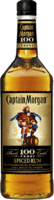 Small captain morgan 100 rum
