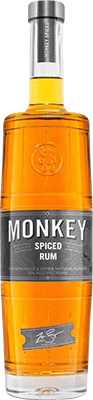 Medium monkey spiced rum 400px