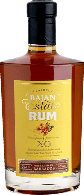 Medium bajan estate xo rum