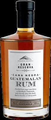 Cana negra gran reserva rum