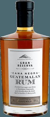 Medium cana negra gran reserva rum