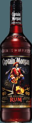 Medium captain morgan dark rum