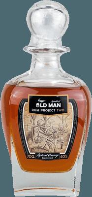 Medium old man rum project two spiced orange rum