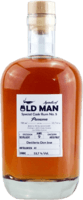 Old Man Spirits Panama Special Cask No. 6  9-Year rum