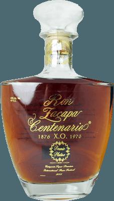 Medium ron zacapa centenario xo premio platino rum