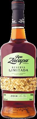 Ron zacapa reserva limitada 2014 rum