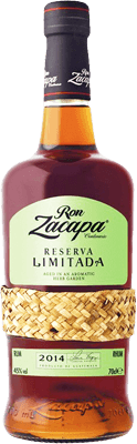 Medium ron zacapa reserva limitada 2014 rum