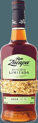 Medium ron zacapa reserva limitada 2014 rum
