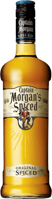 Medium captain morgan spiced rum