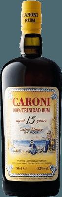 Medium caroni 15 year rum