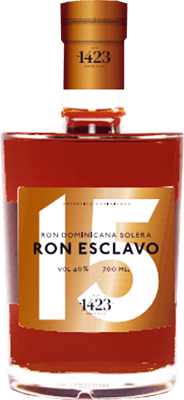 Medium ron esclavo 15 year rum