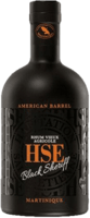 Small hse black sheriff rum