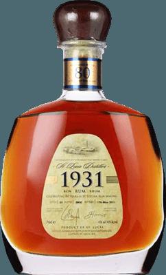 Medium 1931 80th anniversary rum