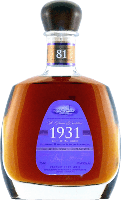 Medium 1931 81st anniversary rum