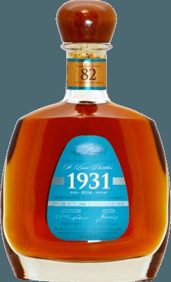 Medium 1931 82nd anniversary rum