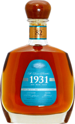 Medium 1931 82nd anniversary rum
