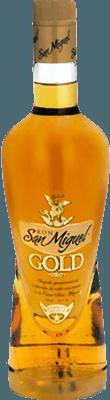 Medium san miguel gold rum