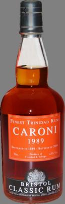 Caroni 1989 trinidad rum