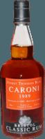 Small caroni 1989 trinidad rum