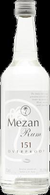 Mezan 151 overproof rum 400px b